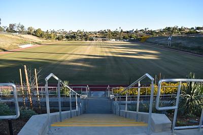 Athletic Field Ribbon Cutting 2021