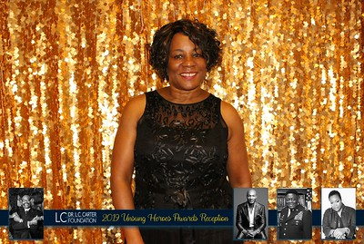 DR. LC CARTER FOUDATION - 2019 Unsung Heroes Awards Reception