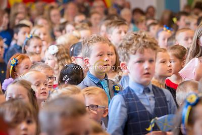 Cornet's Visit to the Schools, 2018