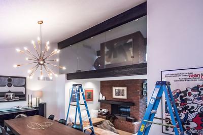 Next Project Studio - Isle View Glass Hand Rail