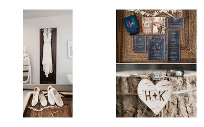 Heather + Kelley Wedding Album