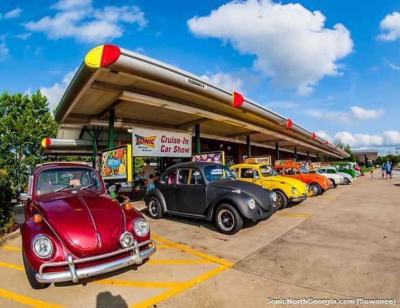 Dubs-N-Dogs VW Sonic Cruise-In Suwanee GA Aug 2018
