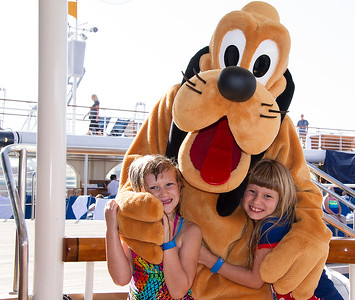Disney Cruise, October 2017