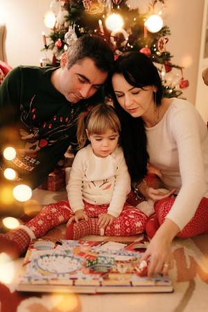 Sonia & mami & tati | A Christmas Tale | 7 Dec 2019