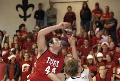 Boys' Basketball vs. TCC