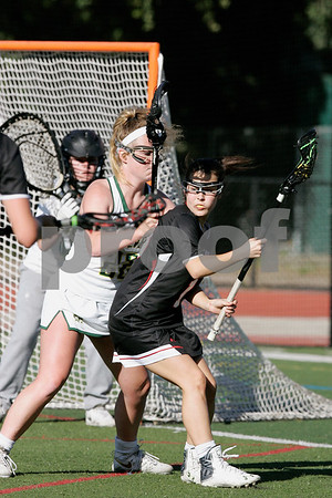 2016-17 LAX Girls NCS San Ramon Valley vs Monte Vista