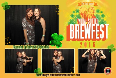 6th Annual Brewfest Active 20-30 Club