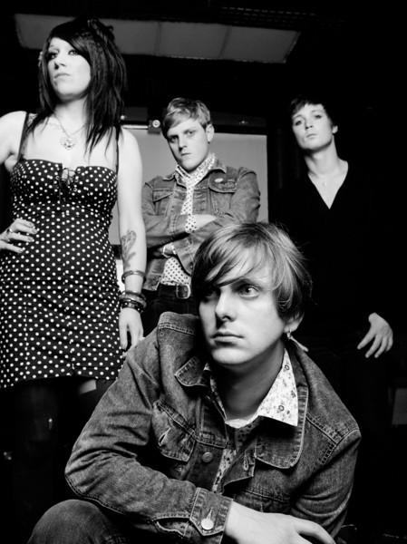Strangedays - band shoot
