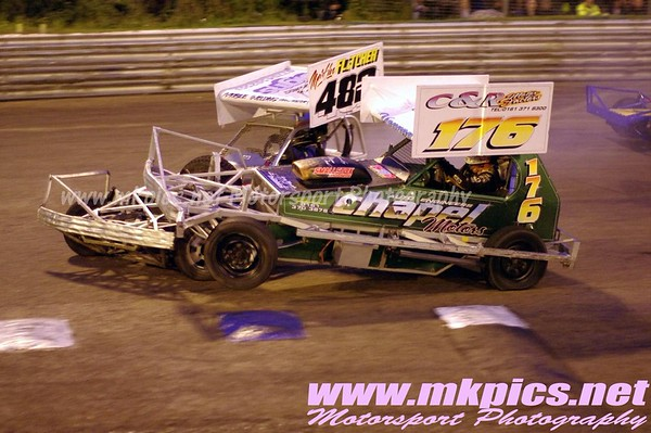 V8 HotStox, Birmingham Wheels, 22 August