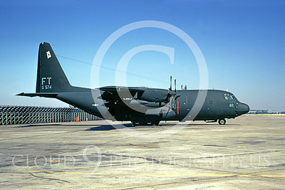 USAF Lockheed AC-130 Spectre Military Airplane Pictures