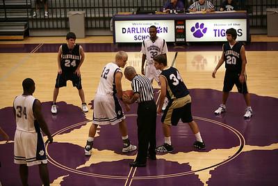 DS vs Landmark Christian Varsity Boys 12-2-2006