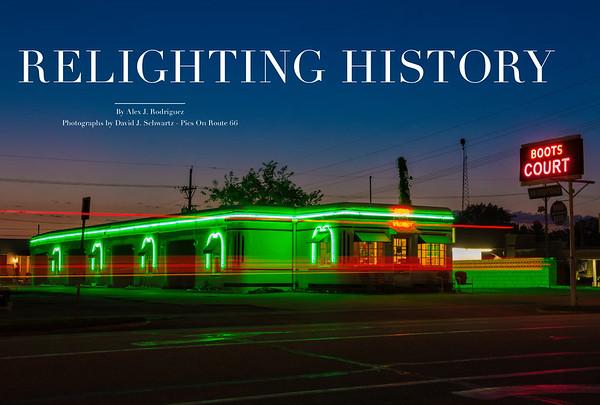 Relighting History