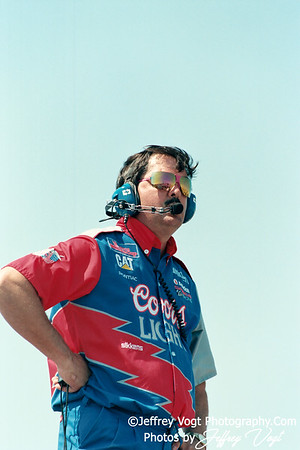 Barry Dodson, Nascar Crew Chief, Photos by Jeffrey Vogt Photography