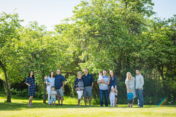 Rasmussen Family 2018
