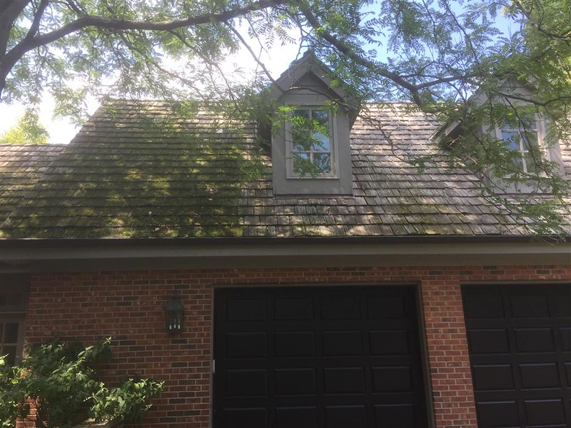 Cedar Shake Roof Replacement- Glencoe IL