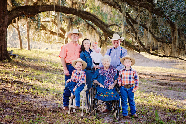 The Baxley Family~2019