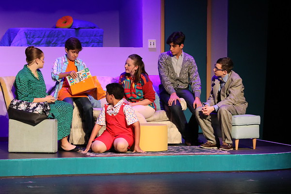 MS Fall Play: Tales of a Fourth Grade Nothing