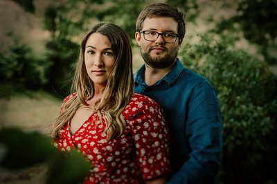 Charlotte and Peter's Pre Wedding Shoot