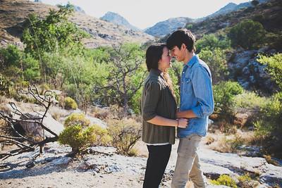 Joel & Elisssa's engagement
