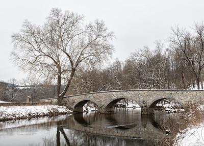 Antietam National Battlefield Winter 2021