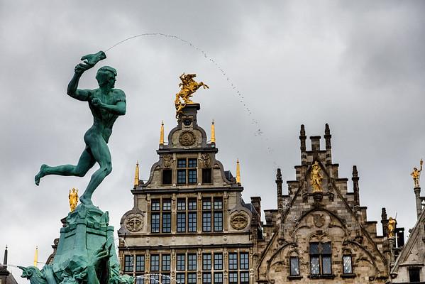 Antwerp October 2016