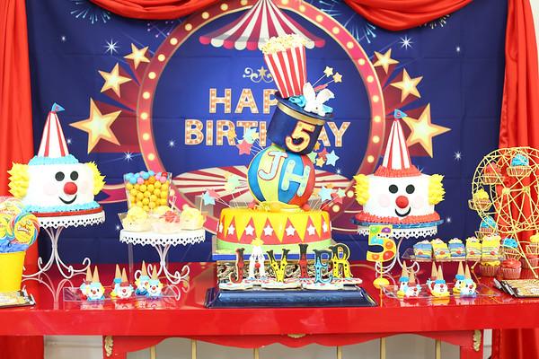 Javier 5th Birthday