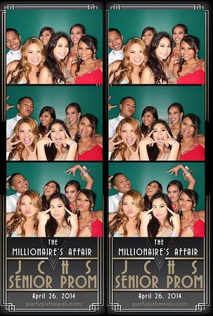 Campbell HS Senior Prom 2014 (Luxury Photo Pod)
