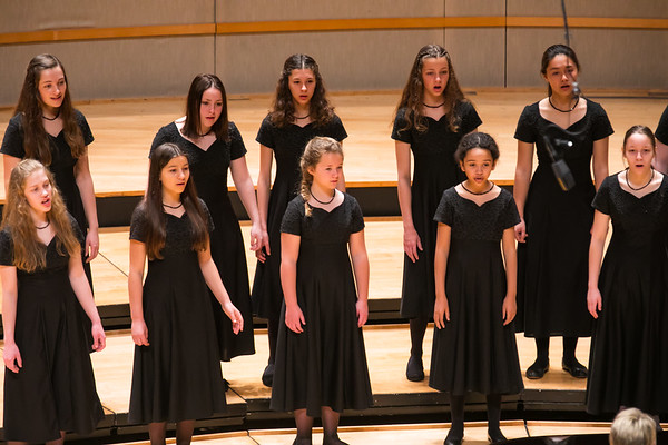 "1. Seattle Children's Chorus ""Arioso"""