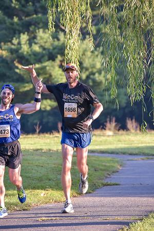 Parks Half Marathon - S.Engstrom