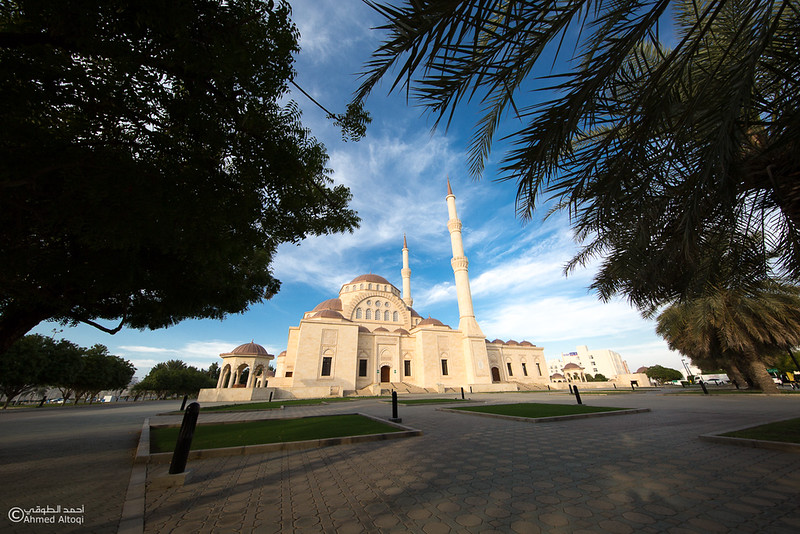 Said Bin Taimur Mosque - Muscat (7).jpg