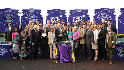 Breeders Cup 2009 - Montblanc