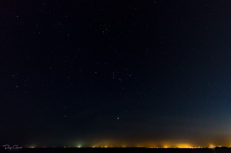 Orion Above