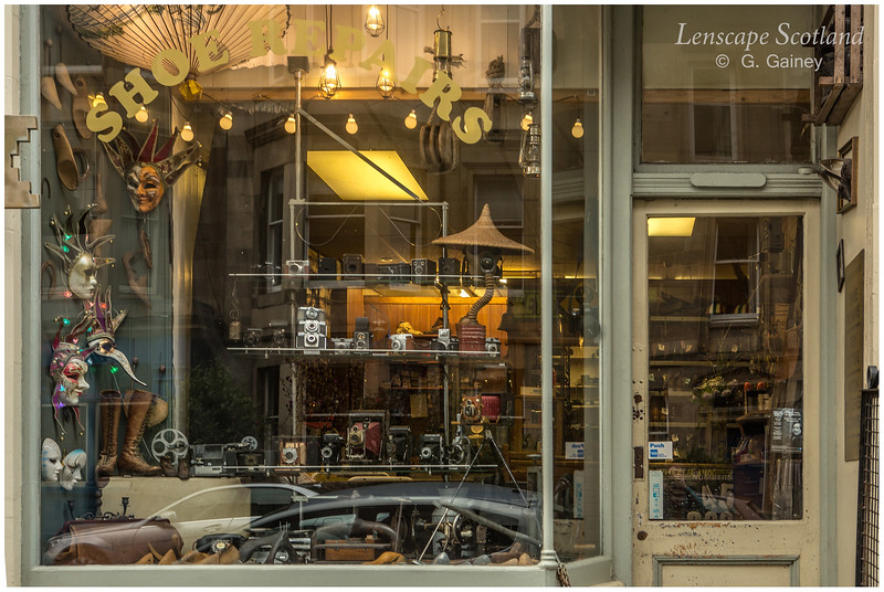 Wilson Shoe Repairs, Royston Terrace, Goldenacre (2)