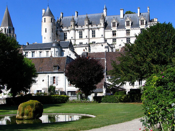 Loches - Vues generales