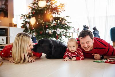 Mihnea + Cristina + Silviu + Mojo - A Christmas Tale