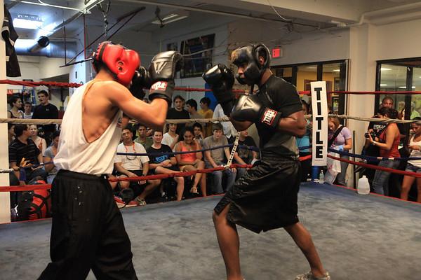 Fight #6 Boxing Thump vs Thump