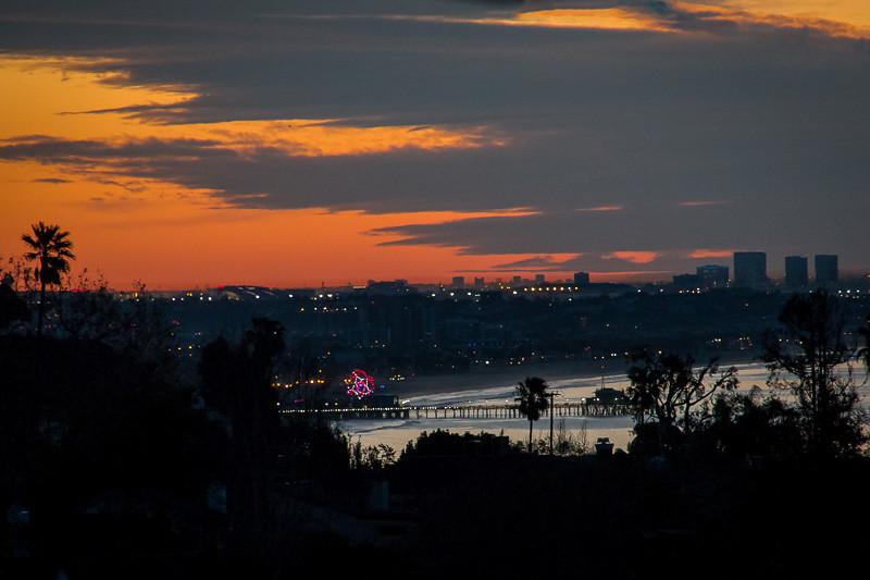 January 25 - Sunrise over Santa Monica Pier.jpg