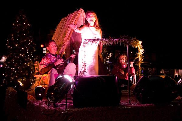 2007 Los Altos Festival of Lights Parade