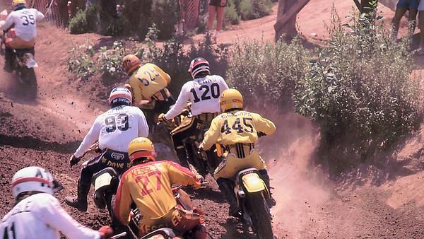 1981 Carlsbad 500cc National Motocross