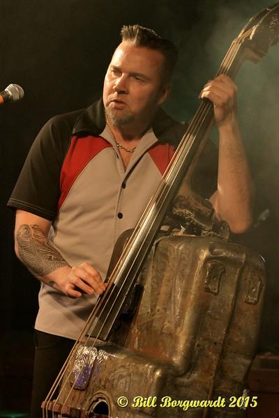 Shane Chisholm - Bill Hanson Birthday Surprise at Cook County Saloon 145