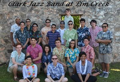 20160402 Clark Jazz Band at Elm Creek