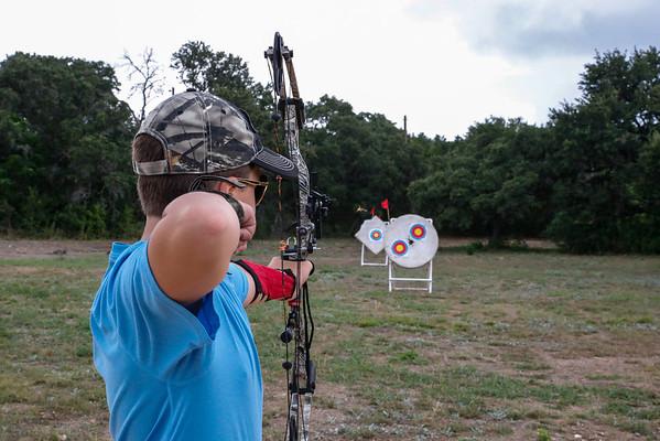 2012 Outdoor Practice (August)