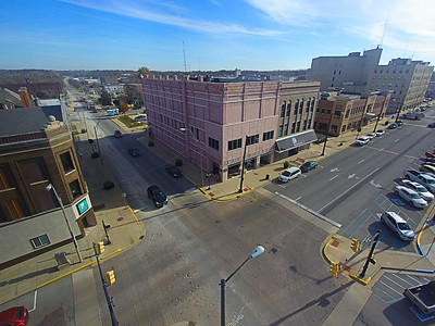 GCEGC Building Downtown Marion, IN  11-27-17