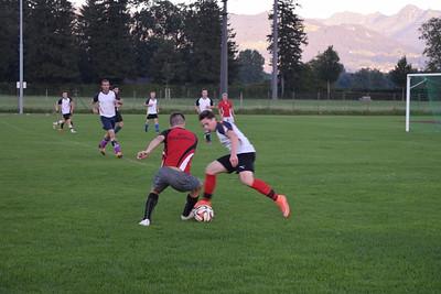 26.08.2016 - Fussballmatch