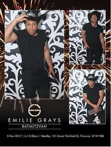 Emilie Gray's Bat Mitzvah 5.11.17