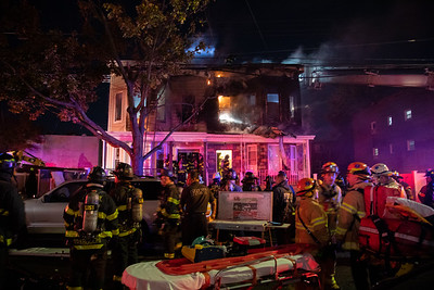 Queens 2nd Alarm Box: 6025 94-13 113th St. 24 Oct 20