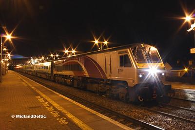 Portlaoise Station, 07-11-2015