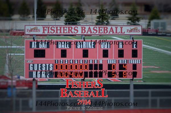 2014 FHS Baseball Varsity