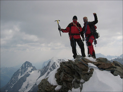 Alps, Berner Oberland, 2005