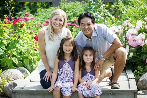 Family // Ohashi Portraits